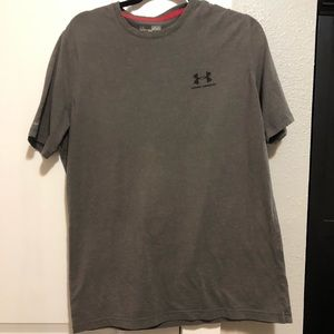 Under Armour Heat Gear Charged Shirt - Size M
